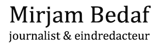 Mirjam Bedaf Logo